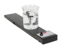 Bateria de agitadores magnético sem aquecimento.