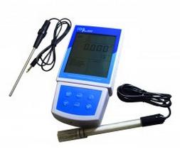 Condutivímetro Portátil, com Compensação Automática de Temperatura (ATC)