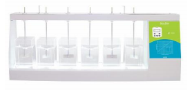 Agitador Jar Test com 06 provas modelo Ethik