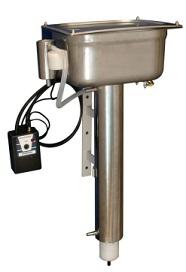 Destilador de Água 2 litros/hora e 5 litros/hora em aço inox