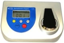 Refratômetro Digital de Bancada