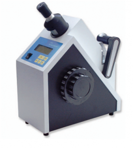 Refratômetro ABBE Digital de Bancada