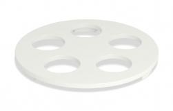 Disco-de-Porcelana-para-Dessecador-com-pes--furos-grandes