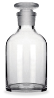 Frasco-Reagente-Alcalino-Incolor-Boca-Estreita-com-Rolha-de-Vidro