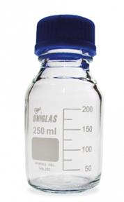 Frasco-Reagente-Incolor-graduado-com-tampa-rosca-anti-gotas
