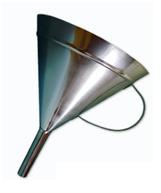 Funil em Aço Inox 304 com ou sem Alça