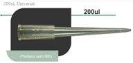 Ponteira-descartavel-200ul-universal