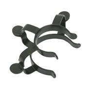 Presilha de aço inox para acoplar juntas cônicas de 24-40.