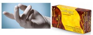 Luva para procedimento não cirúrgico sem pó