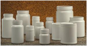Potes Plásticos em Polietileno (PEAD) Redondo