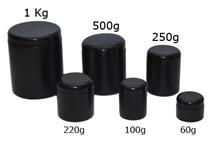 Pote Plásticos em Polietileno (PEAD) com tampa rosca2