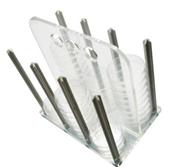 Rack para Placas de Petri de 60mm