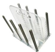 Rack para Placas de Petri de 90mm