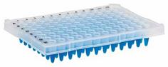 Microplaca de PCR Meia Borda 96 Poços
